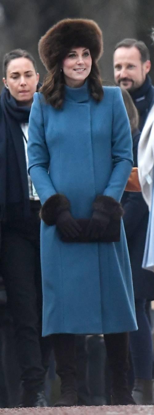 Kate Middleton visita la Scandinavia 2