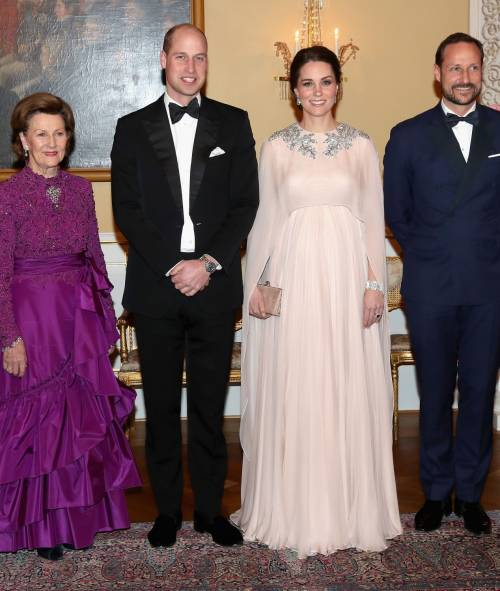 Kate Middleton visita la Scandinavia 8