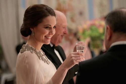 Kate Middleton visita la Scandinavia 9