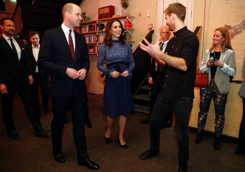 Kate Middleton visita la Scandinavia 16