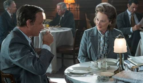 """Il film del weekend: """"The Post"""""""