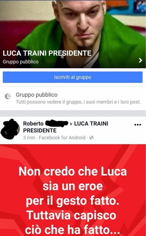 """Nei social c'è chi inneggia """"Traini, prendi la mira...""""  Boldrini, fotomontaggio choc"""