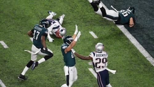 Gli Eagles di Philadelphia battono i Patriots e portano a casa il Super Bowl