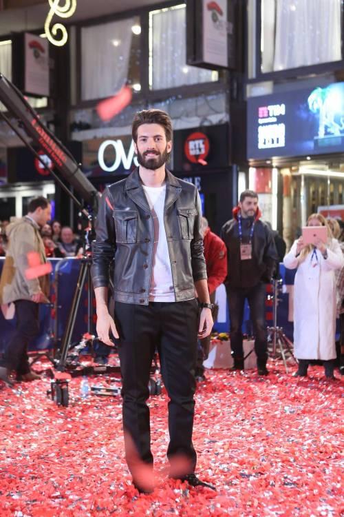 Festival di Sanremo 2018, artisti sul red carpet 1