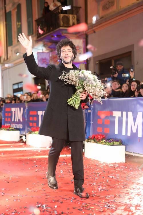 Festival di Sanremo 2018, artisti sul red carpet 5