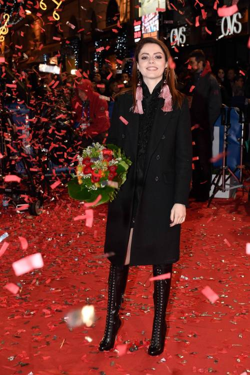 Festival di Sanremo 2018, artisti sul red carpet 2