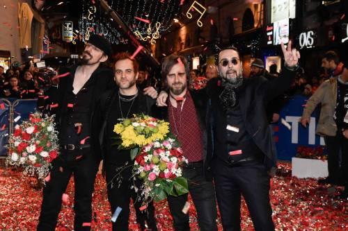 Festival di Sanremo 2018, artisti sul red carpet 9
