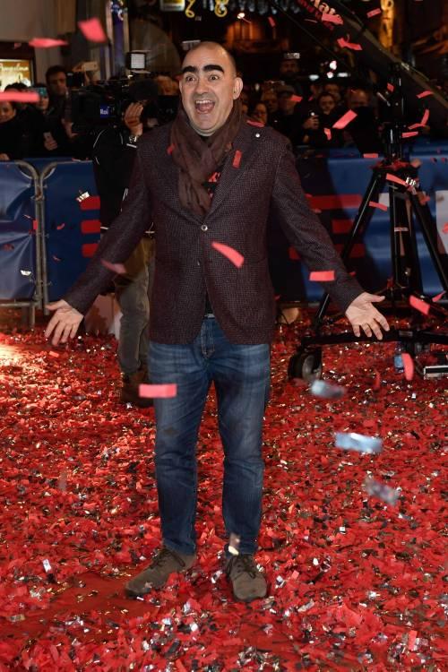 Festival di Sanremo 2018, artisti sul red carpet 10