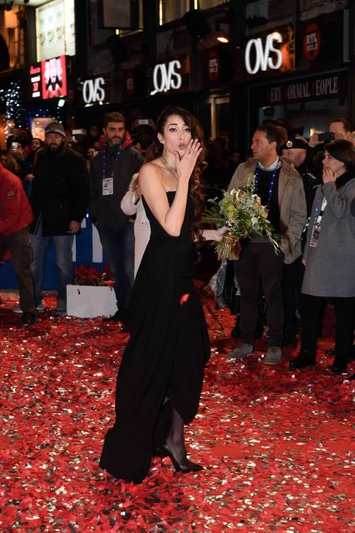 Festival di Sanremo 2018, artisti sul red carpet 14