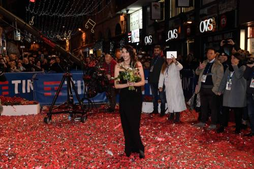 Festival di Sanremo 2018, artisti sul red carpet 15