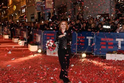 Festival di Sanremo 2018, artisti sul red carpet 16