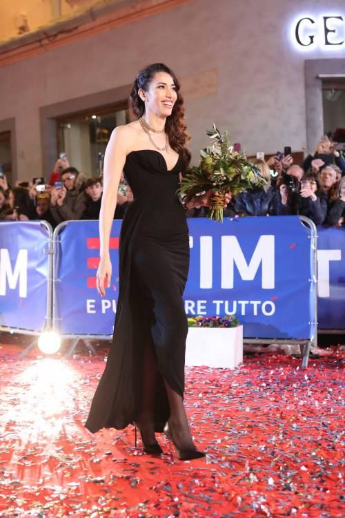 Festival di Sanremo 2018, artisti sul red carpet 17