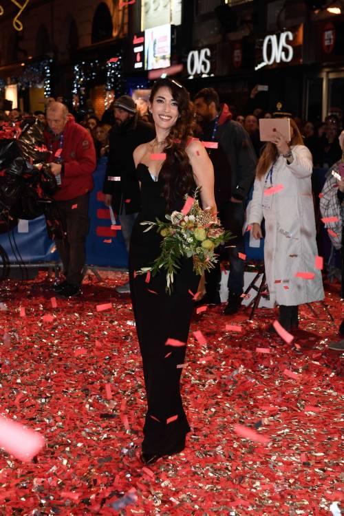 Festival di Sanremo 2018, artisti sul red carpet 3