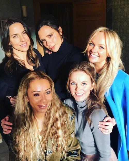 Spice Girls, come sono oggi 13