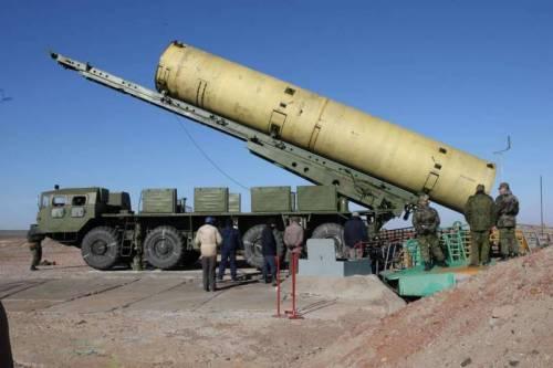La Russia testa un nuovo missile: ecco cosa è in grado di fare
