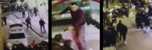 Rapinatore ucciso a Napoli: il video del gioielliere armato