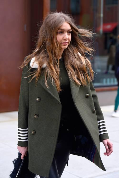 Gigi Hadid, le foto della modella 17