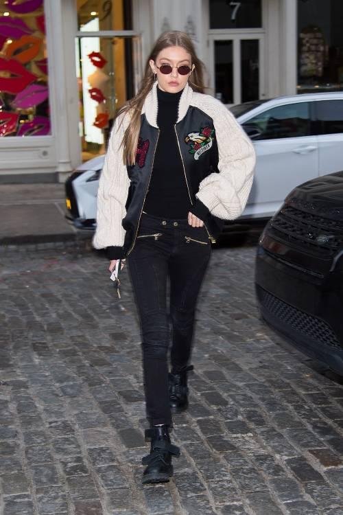 Gigi Hadid, le foto della modella 4