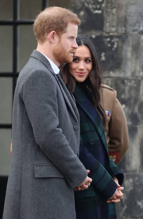 Meghan Markle raggiante col Principe Harry 20