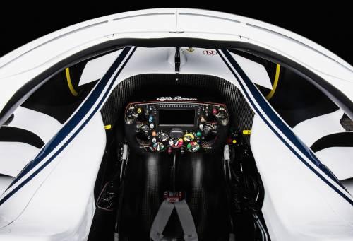 Alfa Romeo Sauber: ecco le foto della nuova C37 2