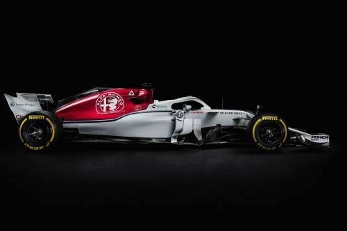Alfa Romeo Sauber: ecco le foto della nuova C37 3