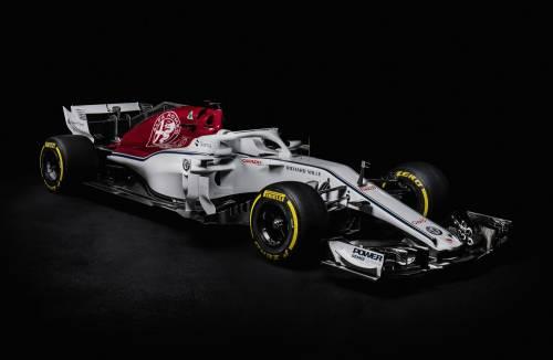 Alfa Romeo Sauber: ecco le foto della nuova C37 4