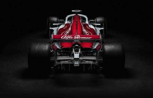Alfa Romeo Sauber: ecco le foto della nuova C37 5