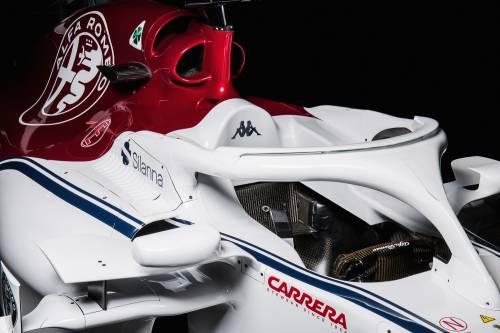 Alfa Romeo Sauber: ecco le foto della nuova C37 11