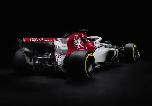 Alfa Romeo Sauber: ecco le foto della nuova C37 13