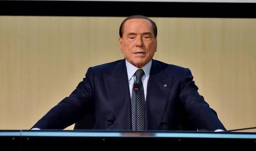 """Berlusconi: """"Voti a Forza Italia determinanti, ora l'Italia può ripartire"""""""