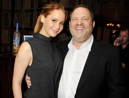 Harvey Weinstein si scusa con Meryl Streep e Jennifer Lawrence