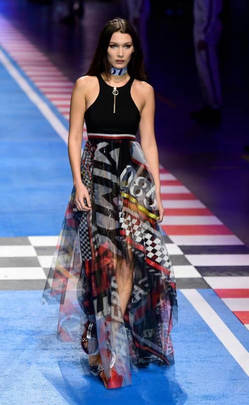 Tommy Hilfiger alla Milano Fashion Week 17