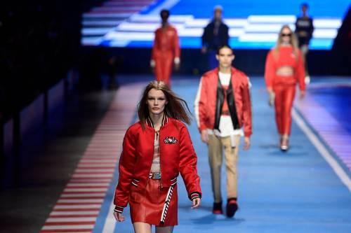 Tommy Hilfiger alla Milano Fashion Week 2