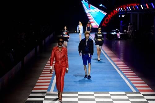 Tommy Hilfiger alla Milano Fashion Week 1