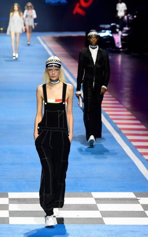 Tommy Hilfiger alla Milano Fashion Week 6