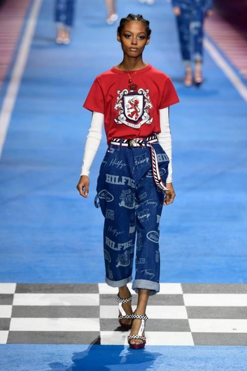 Tommy Hilfiger alla Milano Fashion Week 7