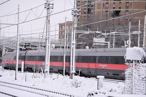 Il gelo non molla l'Italia, ancora allerta