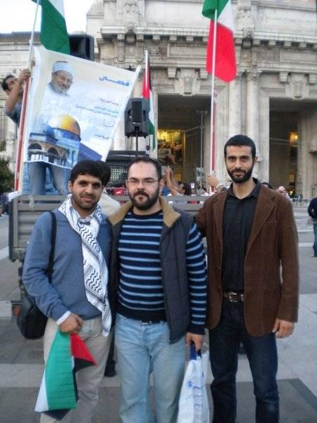 L'attivista che denuncia Assad in Italia appoggiava gli islamisti