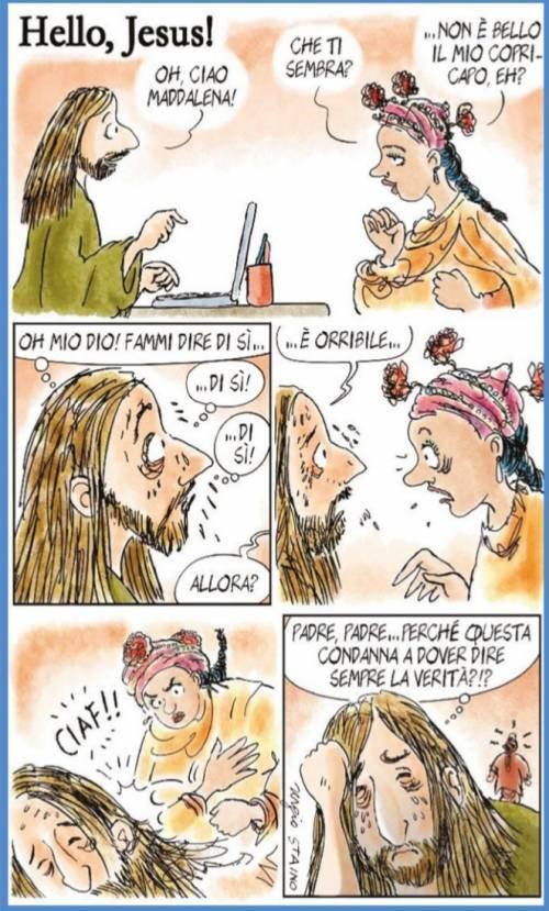 """""""Avvenire ha pubblicato una vignetta blasfema e sacrilega"""""""