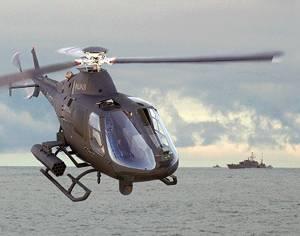 In volo il primo elicottero senza pilota