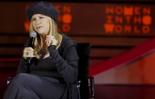 Barbra Streisand, le foto dell'artista 7