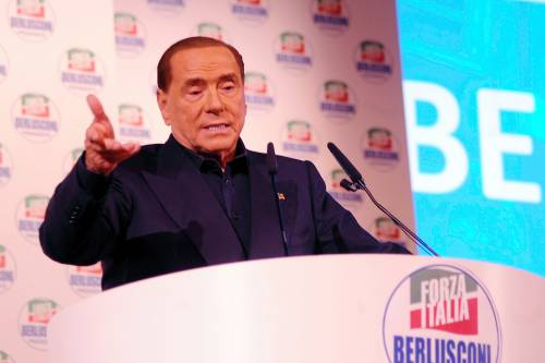 """Berlusconi: """"Con Tajani autorevolezza in Europa"""""""