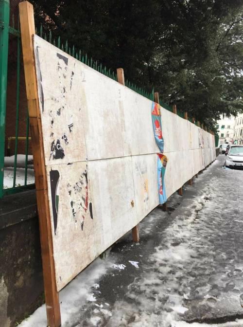 Livorno, il luogo dell'aggressione del militante di CasaPound 4