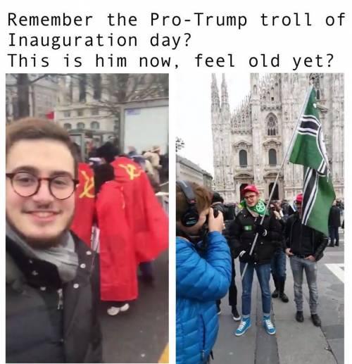 Kekistan, ecco chi è il ragazzo che con la finta bandiera neonazista ha mandato in tilt la sinistra