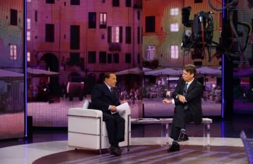 """Berlusconi: """"Tajani ha sciolto le riserve: sarà lui il candidato premier"""""""