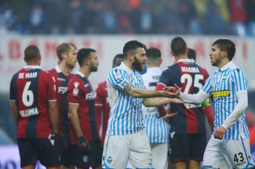La Spal manda ko 1-0 il Bologna e vince il derby