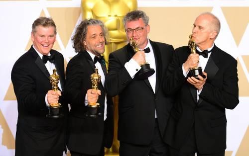 La notte degli Oscar. Ecco i vincitori 2