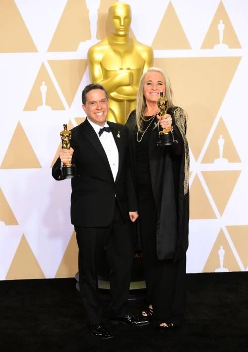 La notte degli Oscar. Ecco i vincitori 5