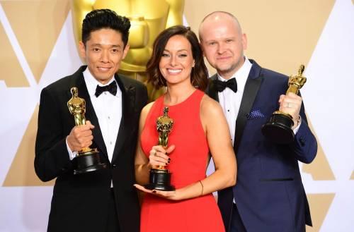 La notte degli Oscar. Ecco i vincitori 7