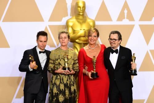La notte degli Oscar. Ecco i vincitori 9